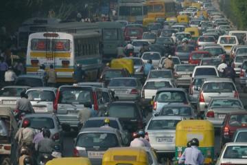 זיהום אוויר ותחבורה