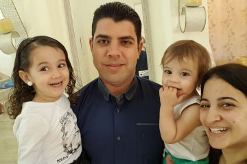 סאדק חמאד – קצין הבטיחות בחברת ארז הסעות