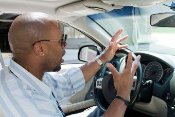 נהיגה נכונה בפקק